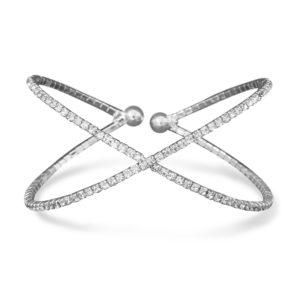 Criss cross X Bracelet