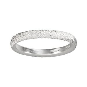 925 Sterling Slver Diamond Ring